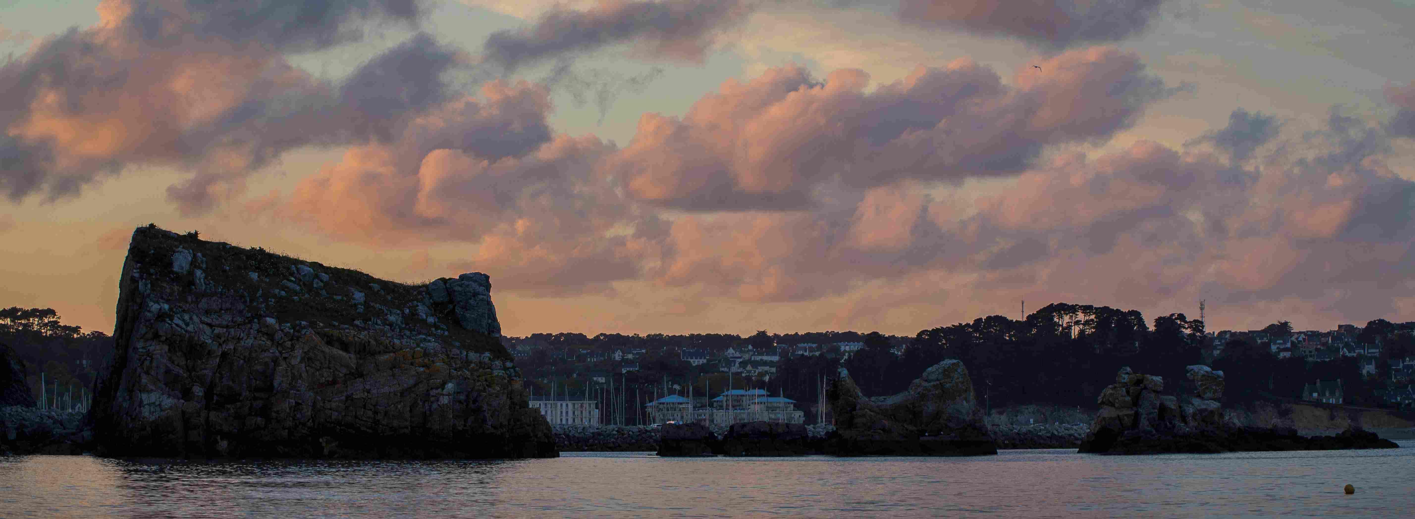 Escale de Noël : la Presqu'île de Crozon