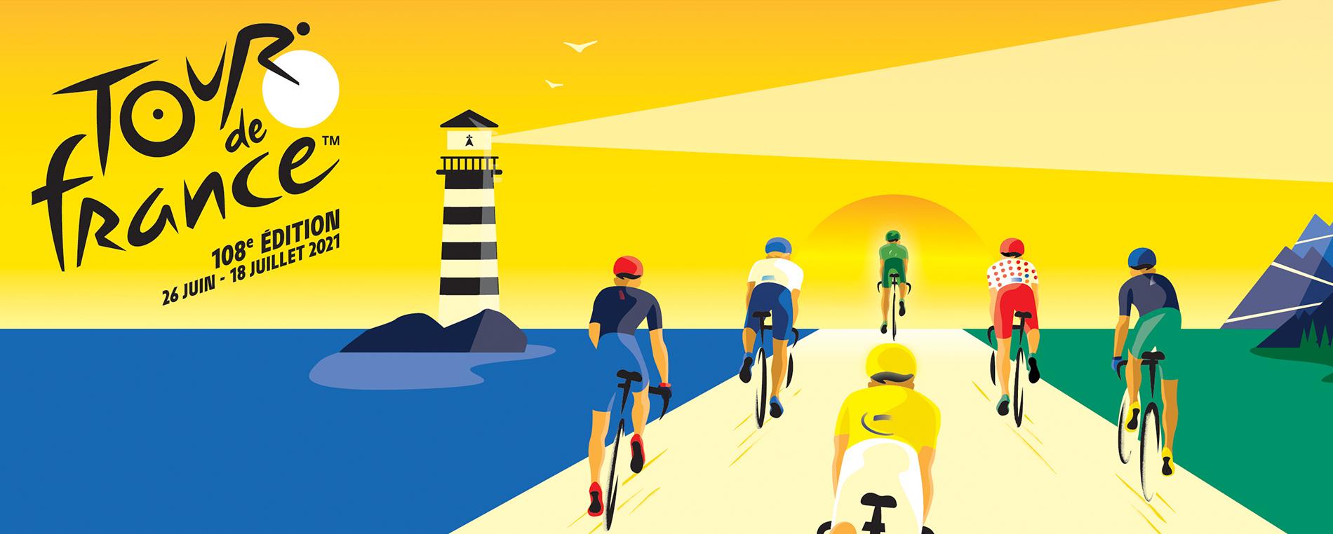 Tour de France 2021, de Brest à Landerneau