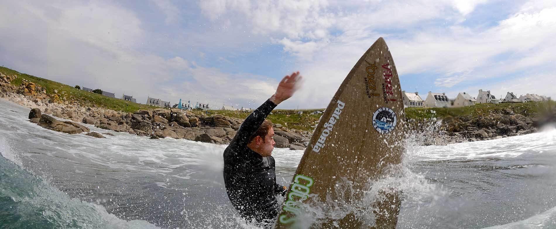 Surf & éco-conception dans le Finistère