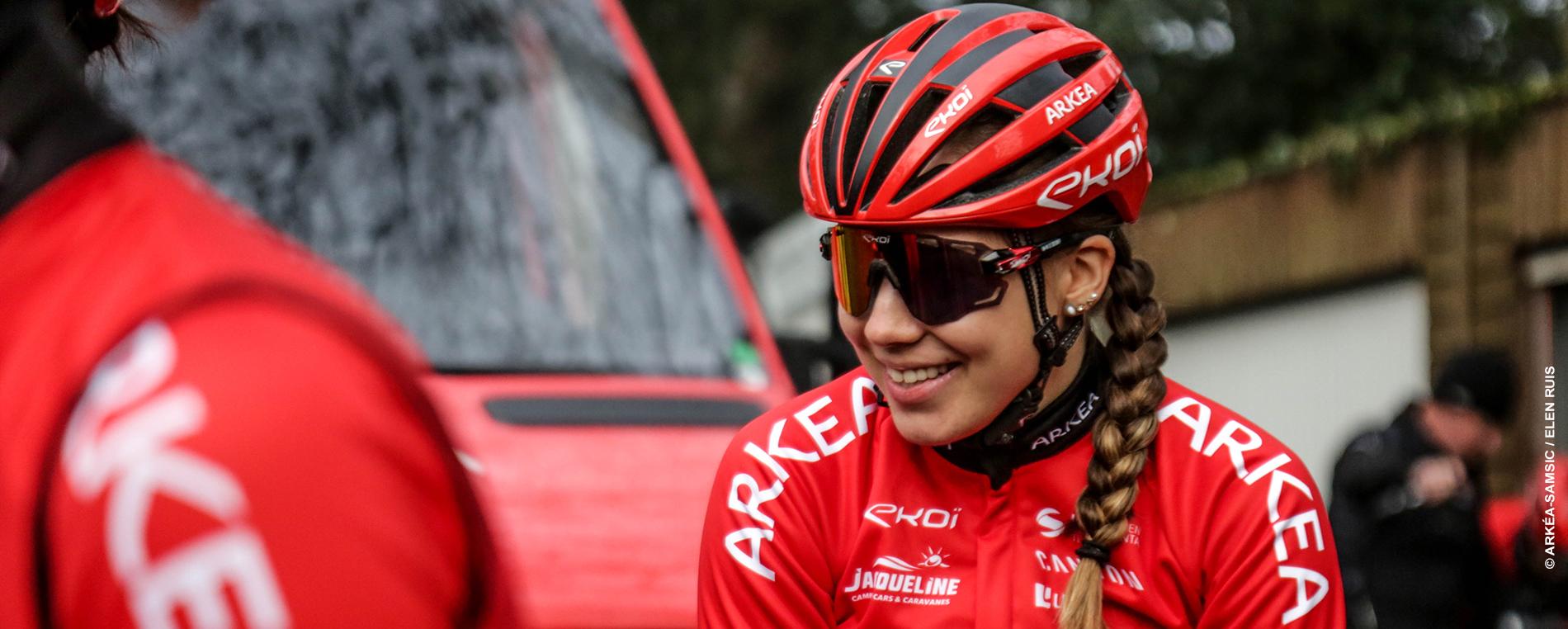 Marie-Morgane Le Deunff, Arkéa Pro Cycling Team