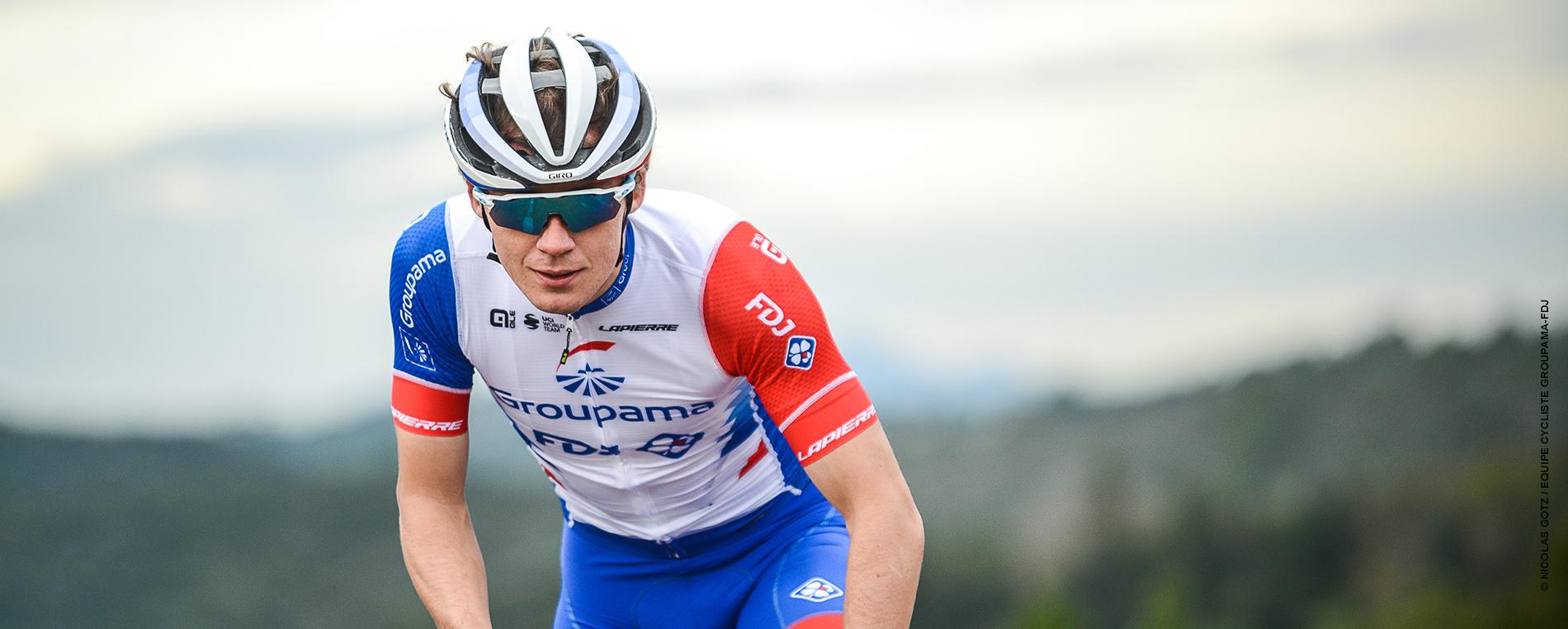 Valentin Madouas, équipe cycliste Groupama-FDJ
