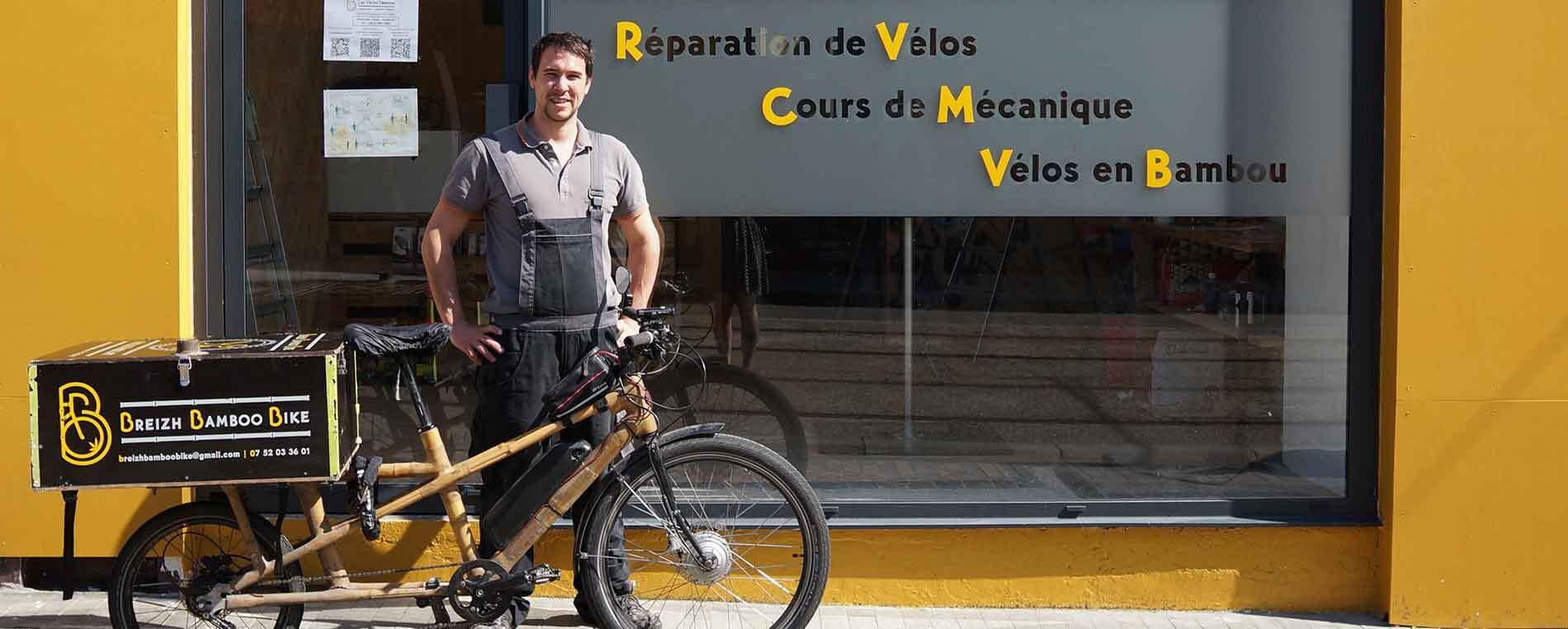 Breizh Bamboo Bike à Brest
