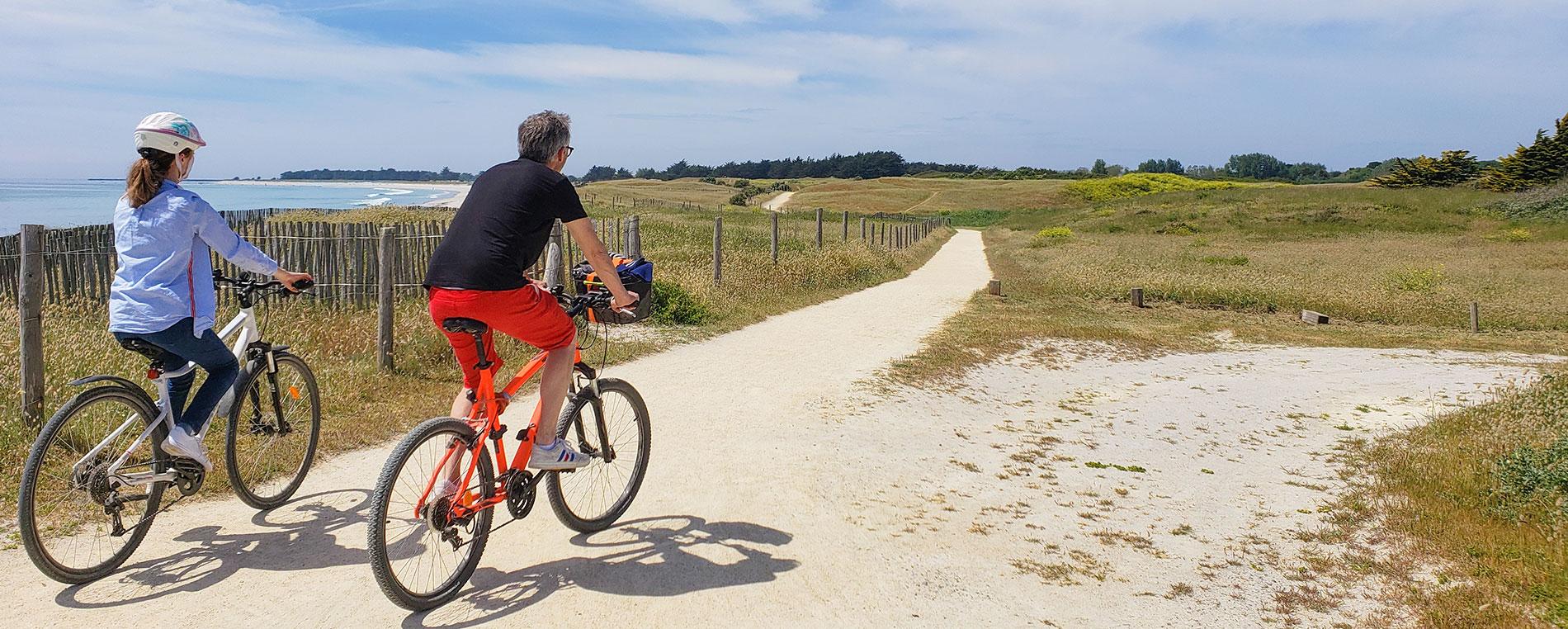 À vélo : Dans le pays Bigouden