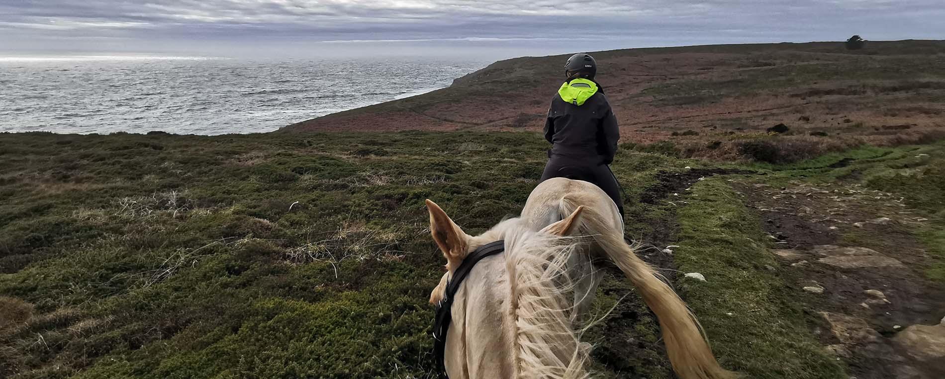 À cheval en Cap-Sizun