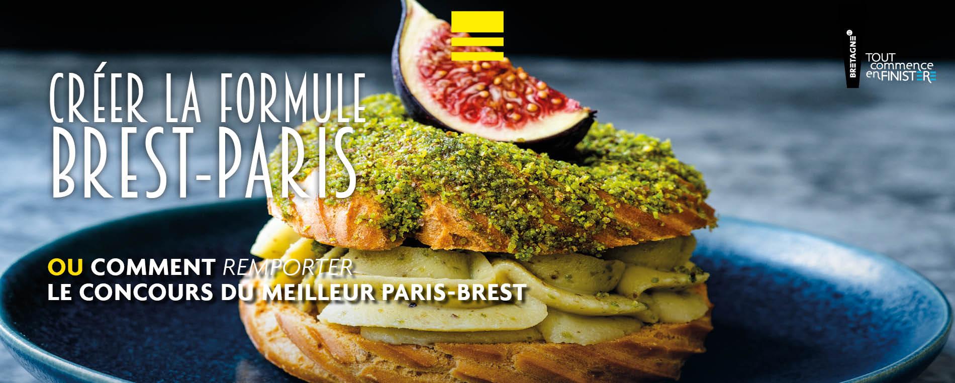Concours professionnel : la revisite du Paris-Brest !