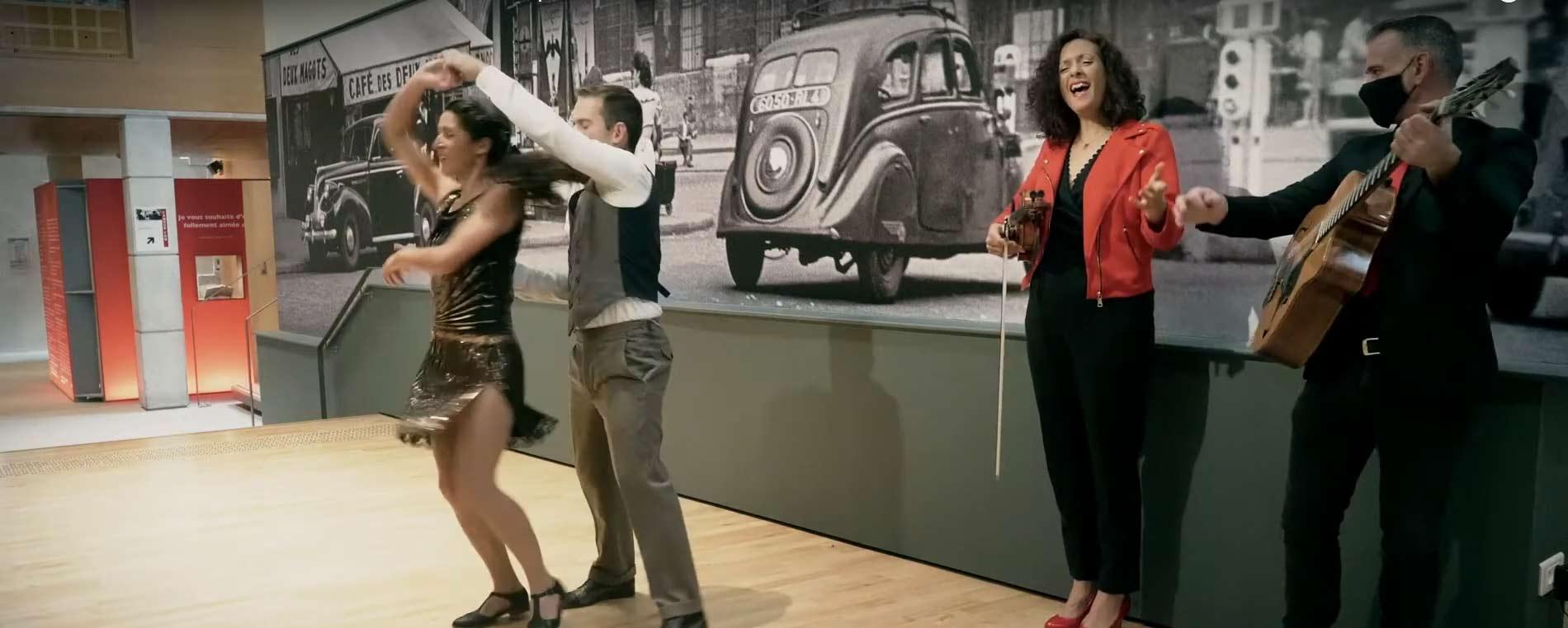 Quand les musées s'animent