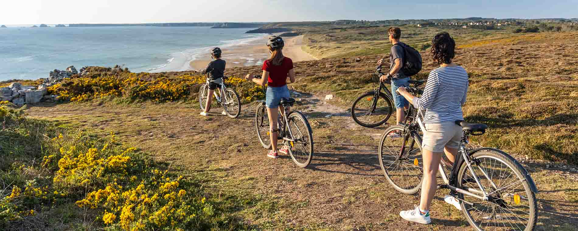 Votre séjour vélo en Finistère