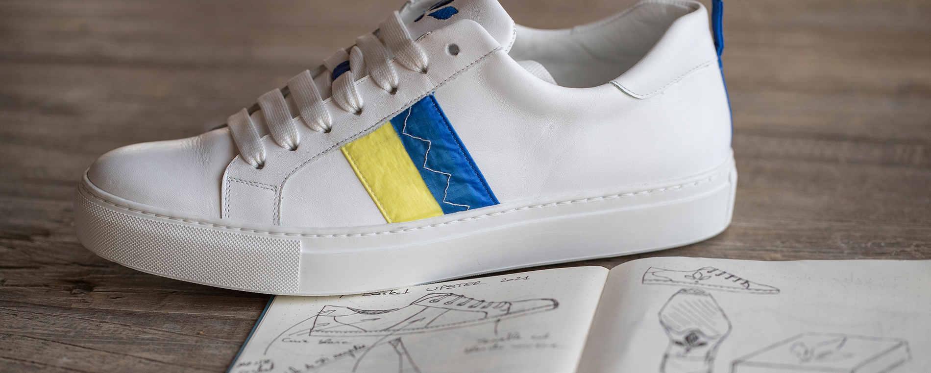 Des souliers éco-responsables made in Finistère