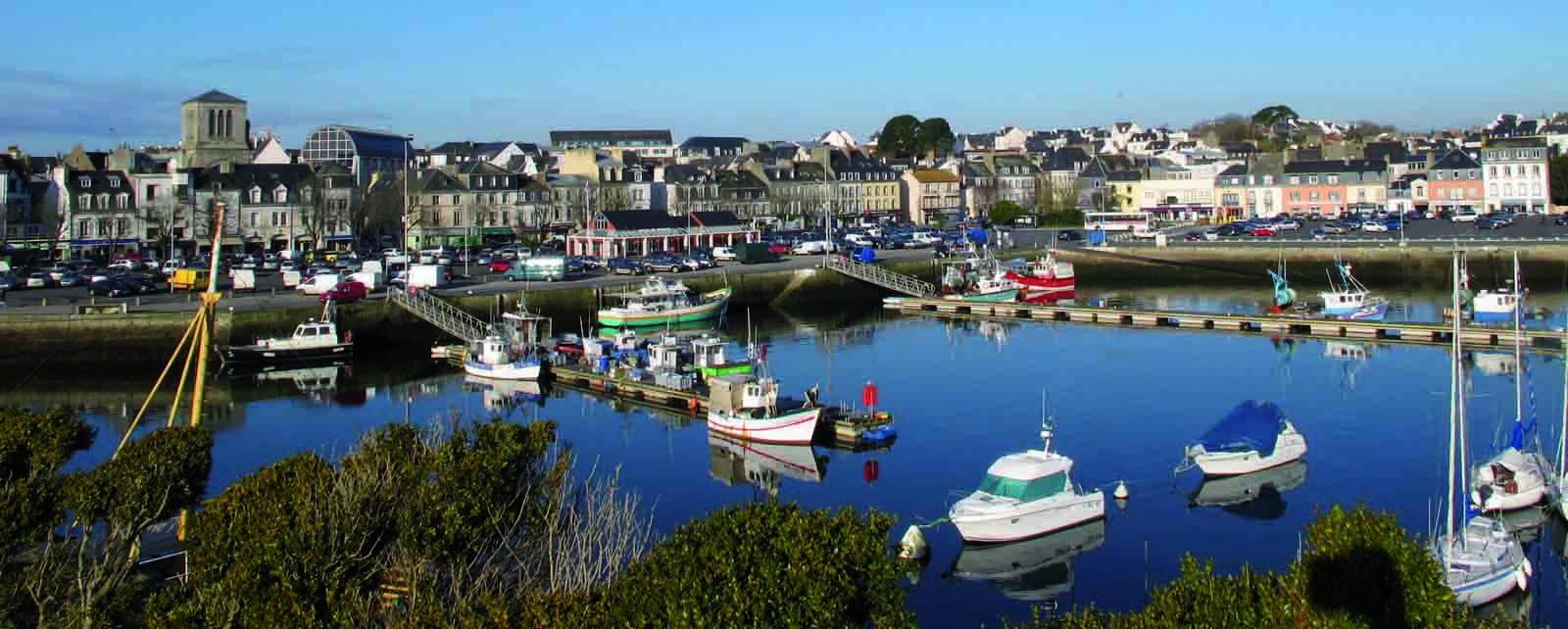 À la découverte des ports de pêche du sud Finistère