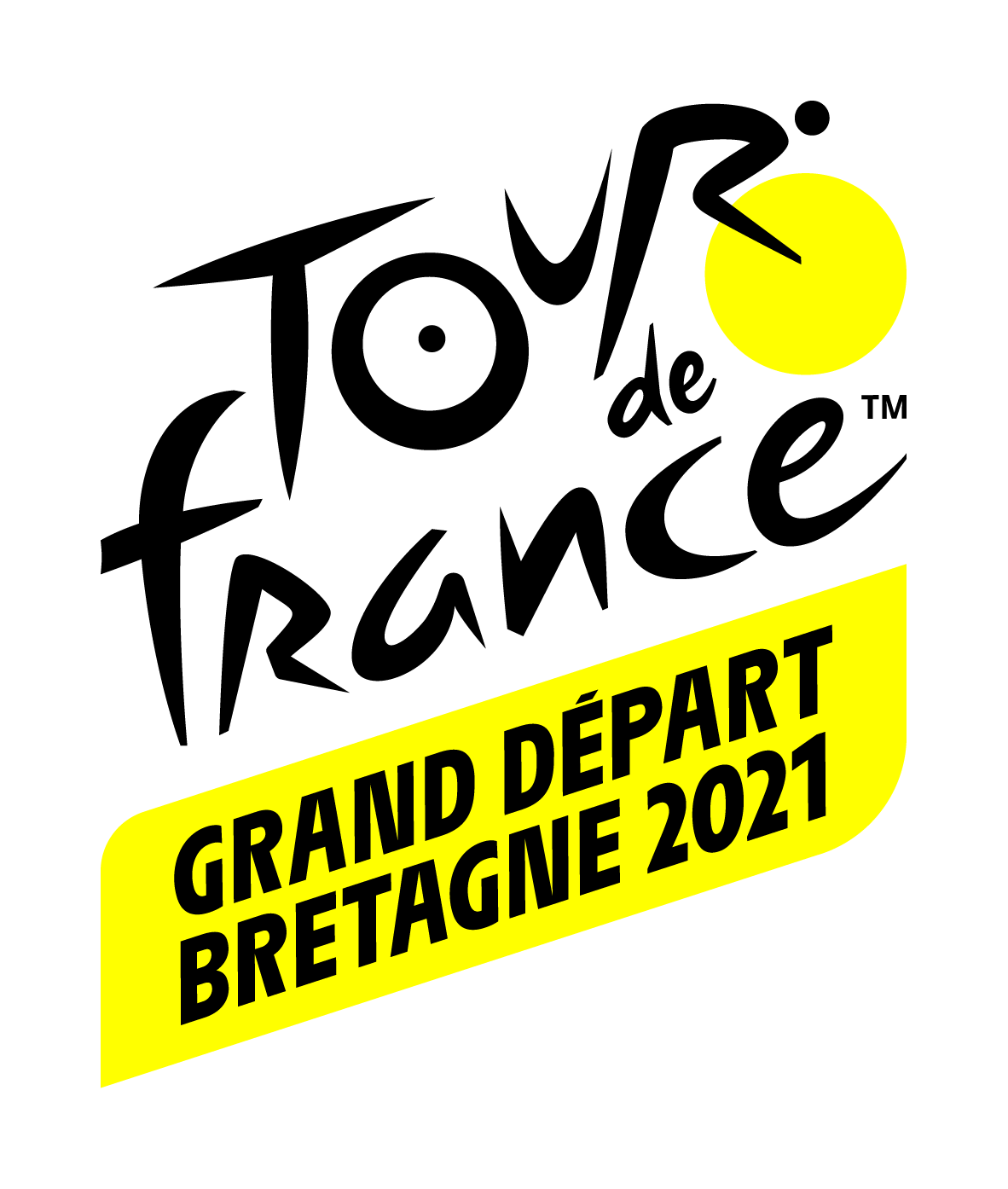 Logo Grand Départ du Tour de France
